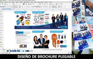 Brochure Plegable
